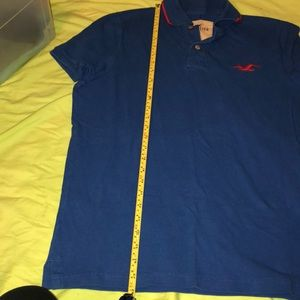 Hollister Men's <Large> Polo Top